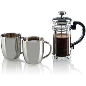 Promotional Personal Espresso Set