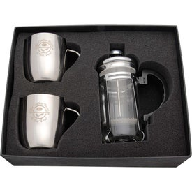 Personal Espresso Set for Your Church