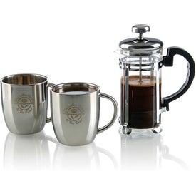 Advertising Personal Espresso Set