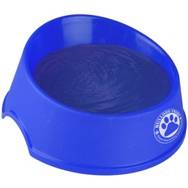Customized Pet Bowl 7""