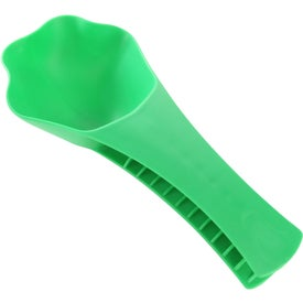 Pet Food Scoop'N Clip Imprinted with Your Logo
