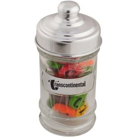 Petite Apothecary Jar Branded with Your Logo