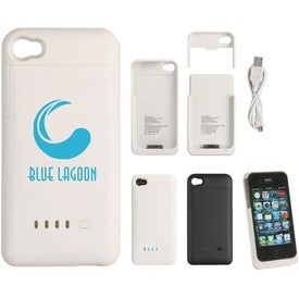 Promotional Phone Charging Case