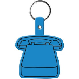 Phone Key Tag with Your Logo