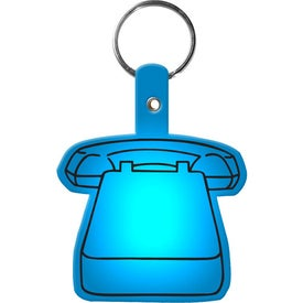 Custom Phone Key Tag