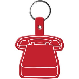 Phone Key Tag for Advertising