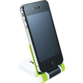Branded Phone Holder-Screen Cleaner