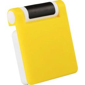 Company Phone Holder-Screen Cleaner