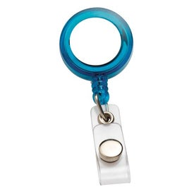 PhotoVision Round Badge Holder for your School
