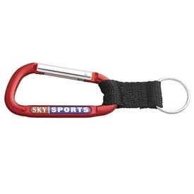 Promotional PhotoVision Carabiner