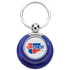 PhotoVision Circle Key Ring for Promotion