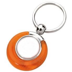 PhotoVision Circle Key Ring Giveaways