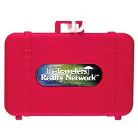 PhotoVision Luggage Tag for Marketing