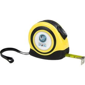 Advertising PhotoVision Premium Auto Locking Tape Measure