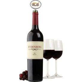PhotoVision Premium Wine Stopper for Advertising