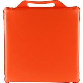 Phthalate-free Stadium Cushion for Promotion