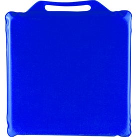 Phthalate-free Stadium Cushion Branded with Your Logo