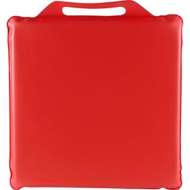 Phthalate-free Stadium Cushion Imprinted with Your Logo