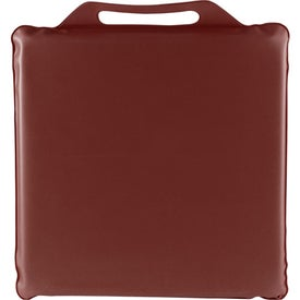 """Phthalate-free 12"""" x 1.5"""" Stadium Cushion for your School"""