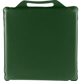 "Phthalate-free 13"" x 2"" Stadium Cushion for Marketing"