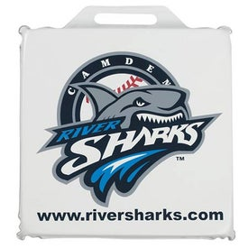 "Phthalate-free 14"" x 1"" Stadium Cushion for Marketing"