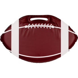 Phthalate Free Football Stadium Cushion with Your Slogan
