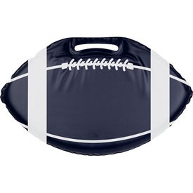 Imprinted Phthalate Free Football Stadium Cushion