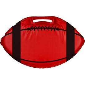 Personalized Phthalate Free Football Stadium Cushion