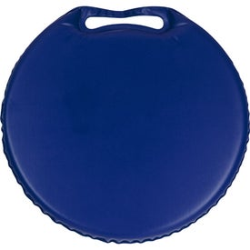 Phthalate-free Round Stadium Cushion Printed with Your Logo