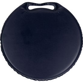Monogrammed Phthalate-free Round Stadium Cushion