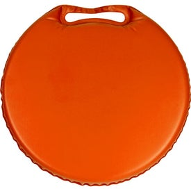 Customized Phthalate-free Round Stadium Cushion