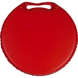 Personalized Phthalate-free Round Stadium Cushion