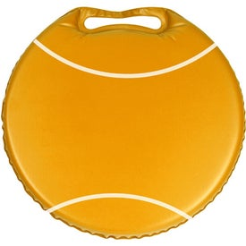 Branded Phthalate-free Round Stadium Cushion