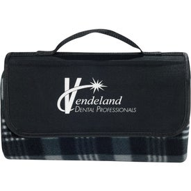 Company Picnic Blanket with Bag