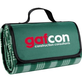 Picnic Blanket with Bag for Your Company