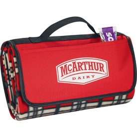 Promotional Picnic Blanket with Bag