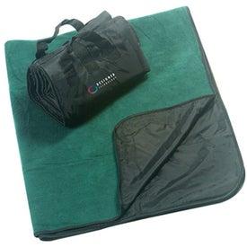 Company Fleece Picnic Blanket