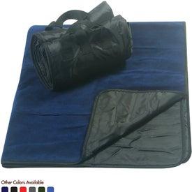 Fleece Picnic Blanket for Promotion