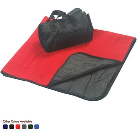 Branded Fleece Picnic Blanket
