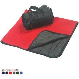 Branded Fleece Picnic Blanket
