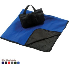 Fleece Picnic Blanket for Marketing