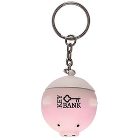 Customized Pig Moodlight Chain