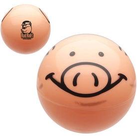 Advertising Pig Promo Bouncer