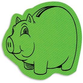 Logo Piggy Jar Opener