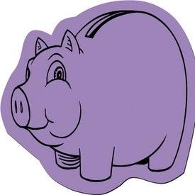 Piggy Jar Opener for Advertising