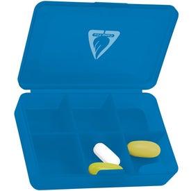Logo Pill Box