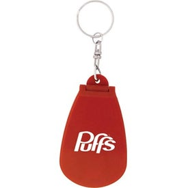 Pill Cutter Keychain for Marketing