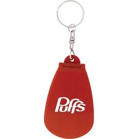 Pill Cutter Keychain for Marketing