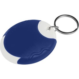 Pill Dispenser Keytag for Promotion