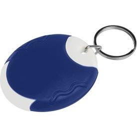 Pill Dispenser Keytag for Promotion